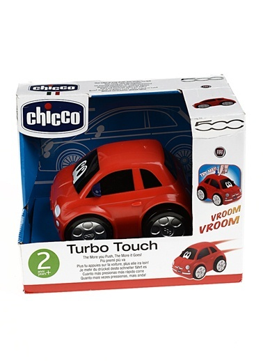Turbo Touch Fıat 500 Red-Chicco